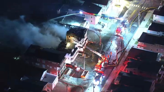 Fire Breaks Out at Hotel in Ocean City
