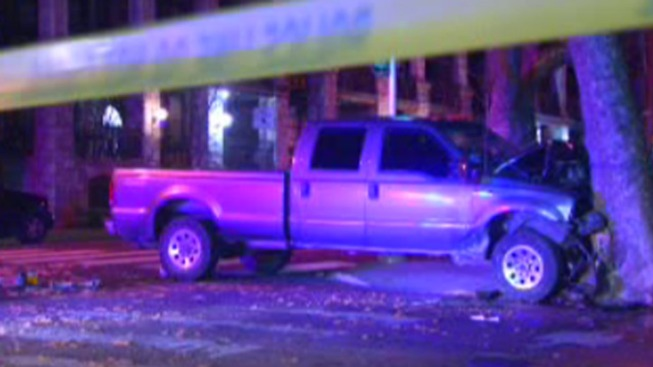 Off-Duty Officer Struck in Hit-and-Run