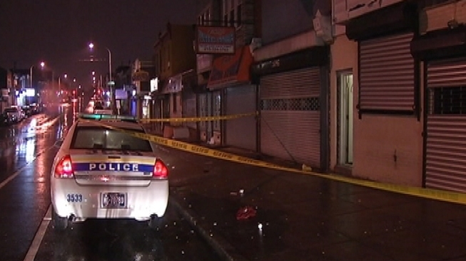 1 Dead, 2 Injured in Olney Shooting