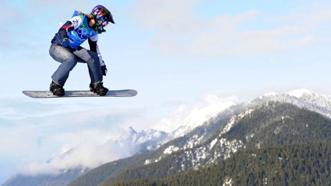 Snowboarder Lindsey Jacobellis Hopes 3rd Time's a Charm in Quest for Olympic Gold Medal