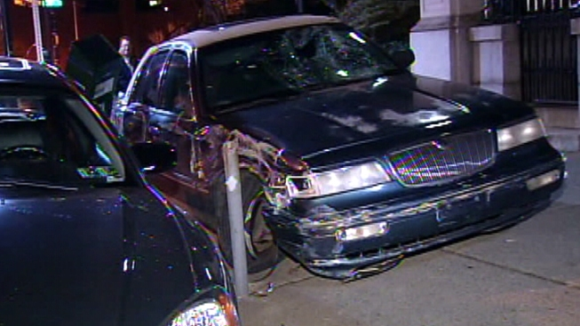 UPenn Security Guard Hit by Car