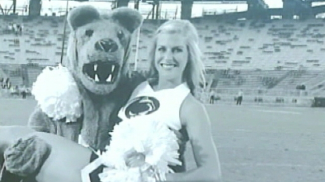 PSU Cheerleader Hurt in Fall to Return to School
