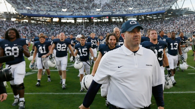 Penn State Gets 1st Win Since Sanctions