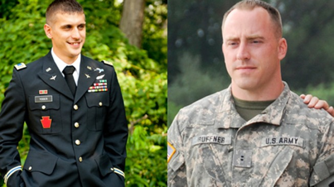 Funeral Services Held Today for Pa. Guardsman Killed in Crash