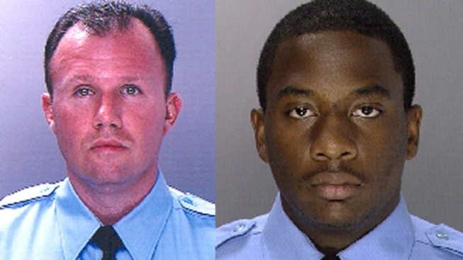 2 Philly Police Officers Arrested