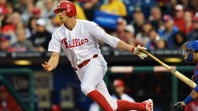 Phils Win After 8th Inning Rally