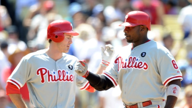 Phils Beat Dodgers in Massive Comeback