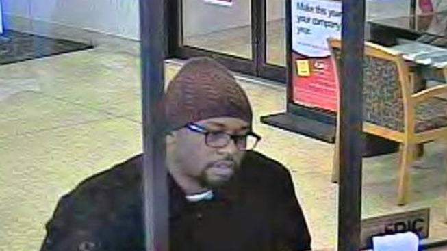 FBI Searches for Philly Serial Bank Robber
