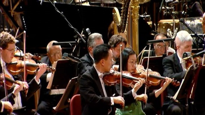 40 Years Later, Philadelphia Orchestra Returns to China