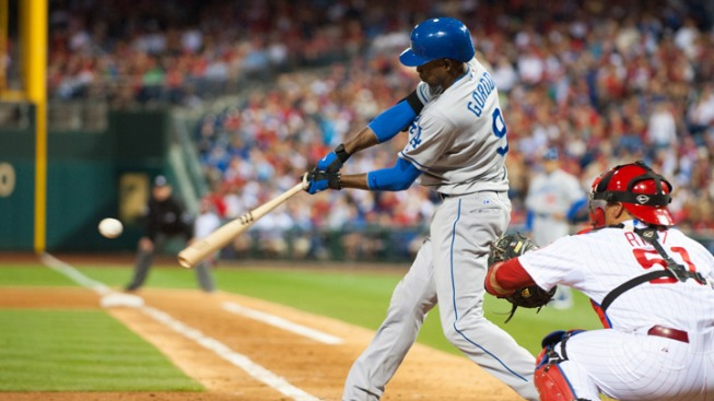 Phils Drop 5th Straight in Loss to Dodgers