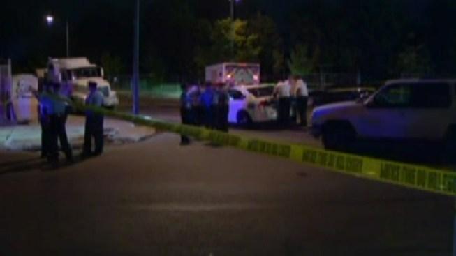 Man Shot, Killed at North Philly Playground