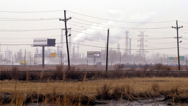 NJ Fights Pa. Over Pollution