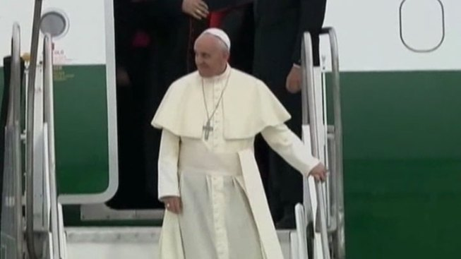 Locals Weigh in on Pope Francis' Statement on Gay Priests