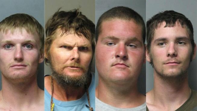 5 Arrested After Pot Plants, Shotguns Found at Home: Cops