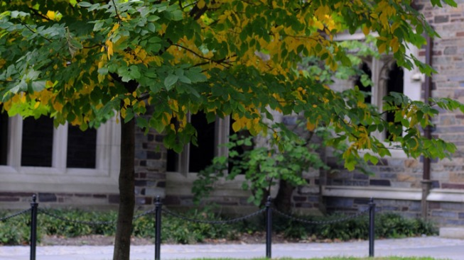 Police Investigate Alleged Recorded Sex Assault at Princeton