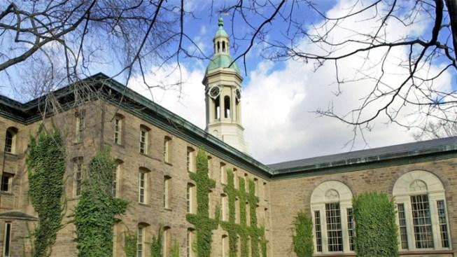 Princeton Names Provost Its 20th President