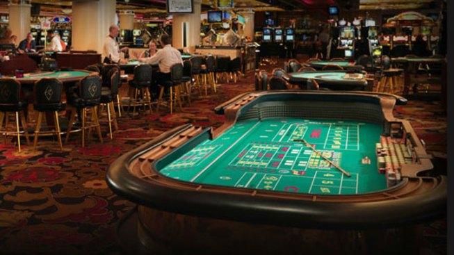 Irene Causes Record Revenue Drop in AC Casinos