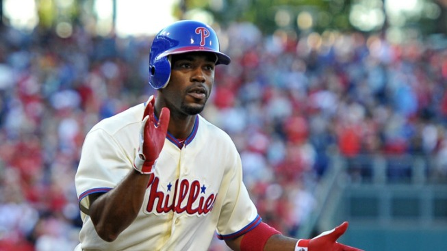 Lee, Rollins Lead Surging Phils Over Marlins