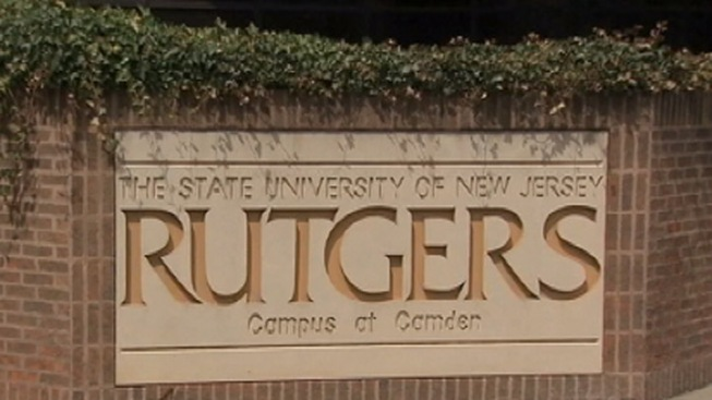 Angry Students Protest Rutgers Tuition Hike