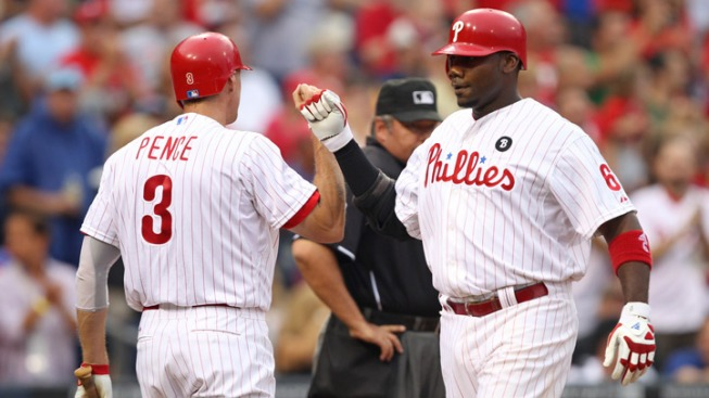 Howard Powers Phils Past Nats