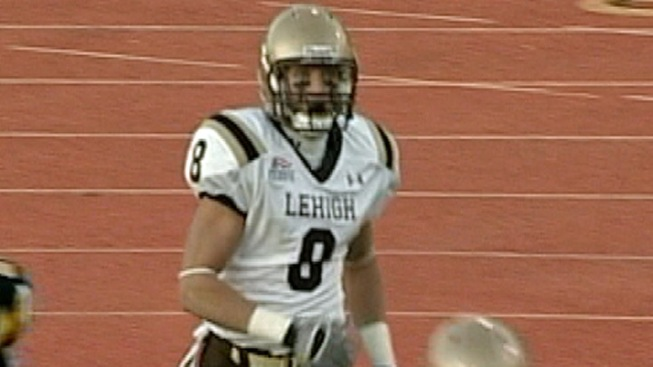Lehigh's Leading Receiver Suspended for Tweet