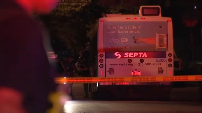 20 Hurt in SEPTA Bus Crash