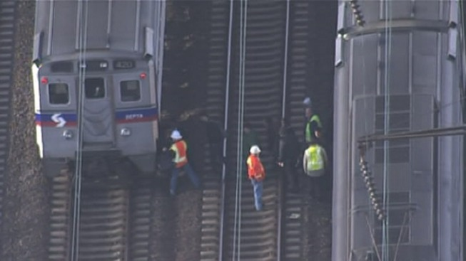 1 Person Dead After Being Struck by SEPTA Train