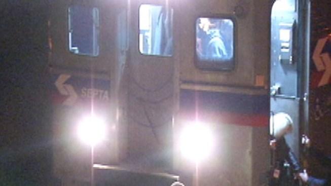 Man Struck, Killed by SEPTA Train