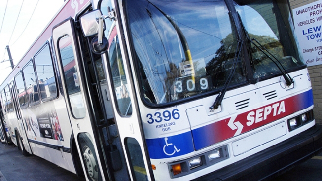 SEPTA Bus Hits Woman