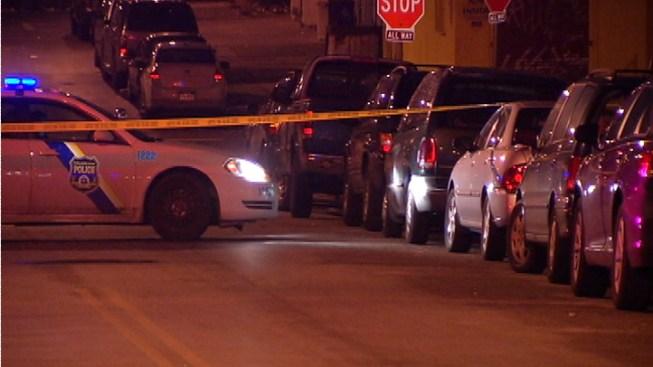 Man Shot 2xs on Southwest Street