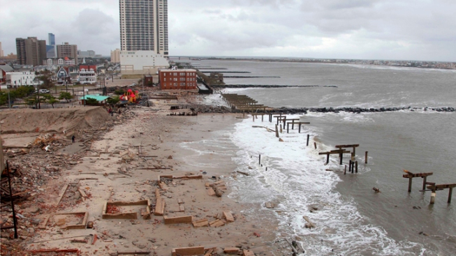 Superstorm Sandy Inspires Urban Legends