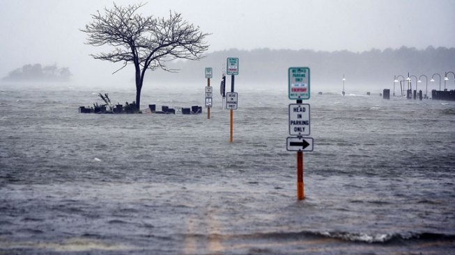 Coasts Should Prepare for Rising Seas: Task Force