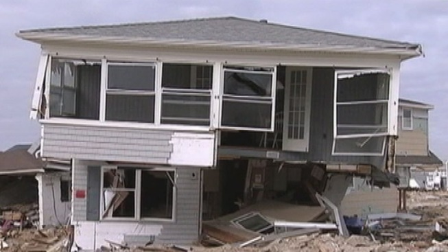 Contractors Nabbed in Sandy-Damaged Home Sting