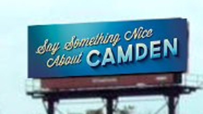 New Campaign Wants You to 'Say Something Nice About Camden'
