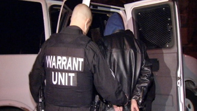 """32 Arrested In """"Scofflaw Sweep"""""""