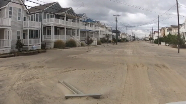 Sandy Recovery: Jersey Shore Residents Return Home