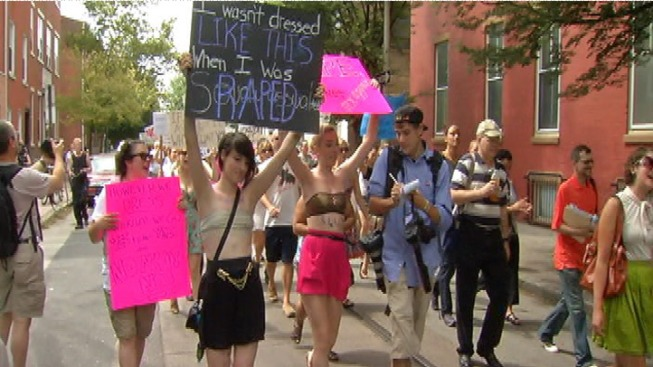 The SlutWalk Comes to Philly