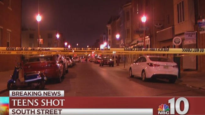South Street's Security Goal