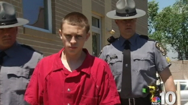 Court Hearing for Teen Charged in Girlfriend's Murder