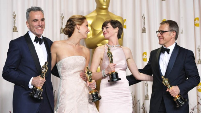 Oscar Dates Set for 2014 and 2015