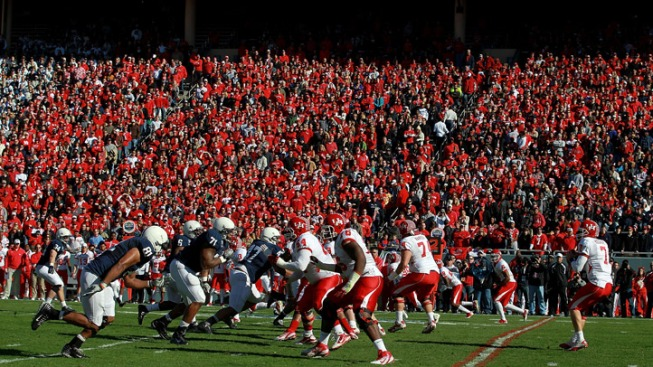 Penn State Falls to Houston in TicketCity Bowl