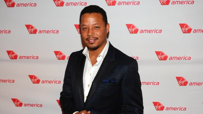 Woman Accused of Punching Terrence Howard