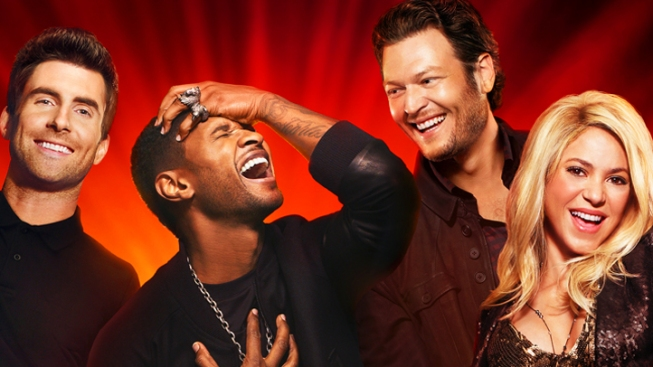"""The Voice"" Reveals the Top 12"