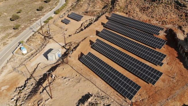 Renewable Resort: Greek Island to Run on Wind, Solar Power
