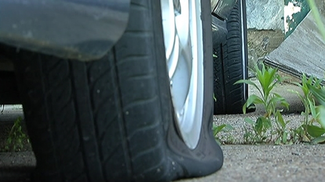 Tires Slashed in Northeast Philly