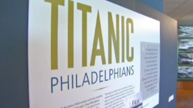 Seaport Museum Remembers the Titanic
