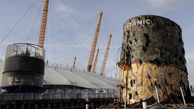 Widener Professor Tracks Graves of Titanic Passengers