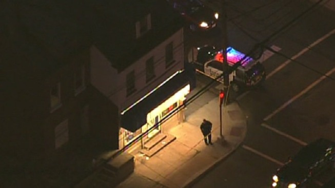 Man, Woman Shot in Trenton