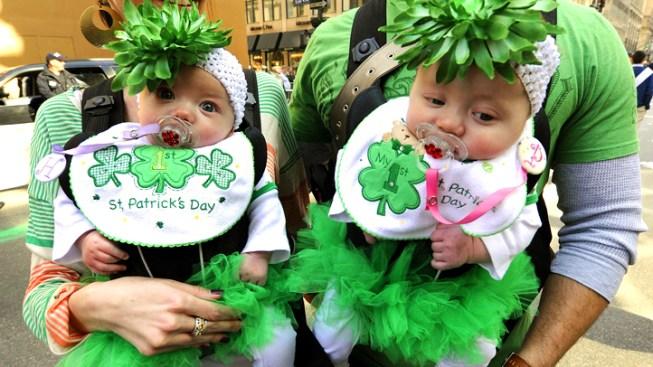 Revelers Worldwide Start to Mark St. Patrick's Day