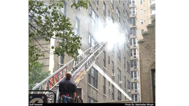 Small Fire Erupts in Robert De Niro's Apartment: Official